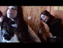 Королева Весна БГУ Благотворительная акция в приюте для животных Домик спасенных душ от финалисток конкурса