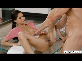 Katya Rodriguez & Jean Val Jean [HD 1080, All Sex, Teen, Small Tits, Brunette, Squirt, Creampie]