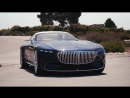 Trailer - Mercedes-Maybach Vision 6 Cabriolet