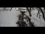 17.02.2018. Храм Святого Николая чудотворца. И тест моей новой камеры-Boblov hd66-02 64 ГБ Ambarella A7L50 Super HD 1296