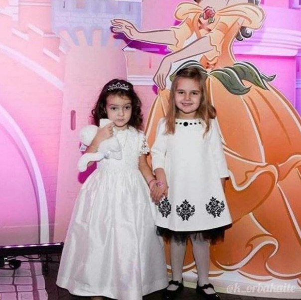 Кристина Орбакайте трогательно поздравила дочь Филиппа Киркорова с днем рождения