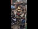 مقتل طفلة ووالدتها واصابة الوالد في انهيار جزئي لمبنى في برج البراجنة