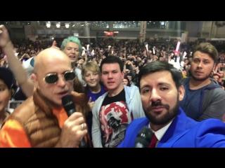 Дружко Шоу на Comic Con Russia 2017