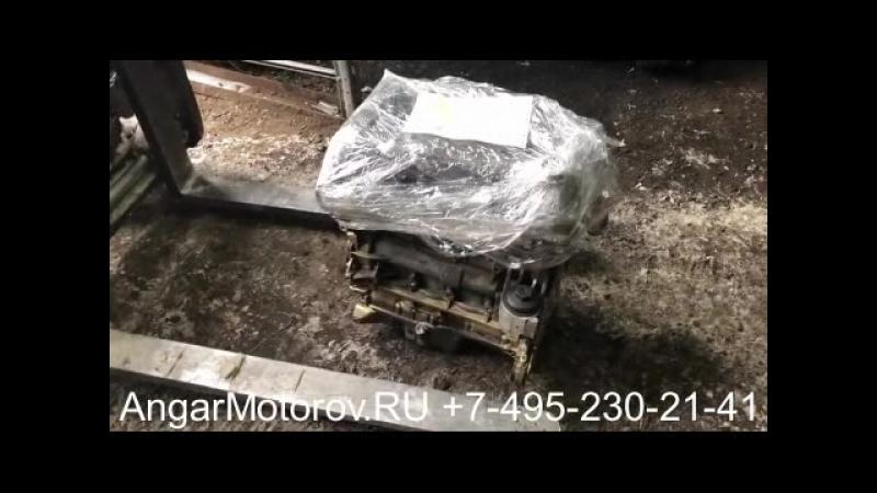 Двигатель Опель Антара 2.4 A24XE (LE5) Отправлен со склада в Москве клиенту в Самара
