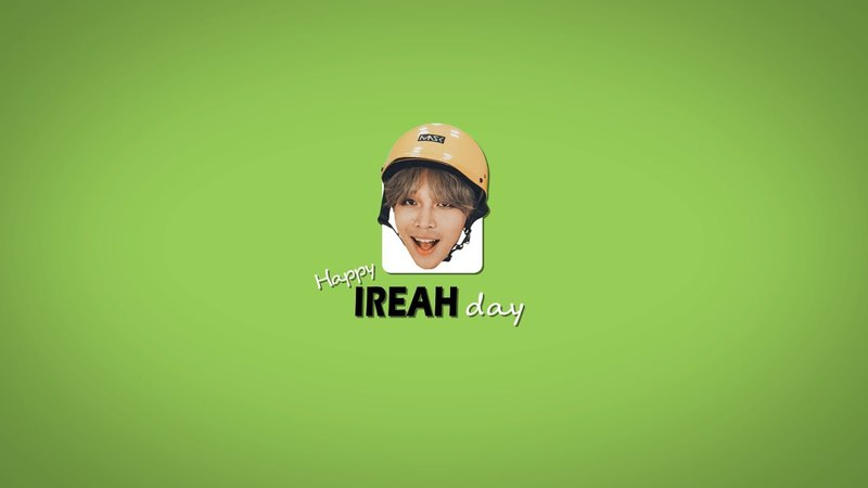 💕HAPPY IREAH DAY💕