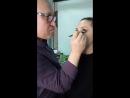 макияж smoky eyes в школе Игоря Семушина