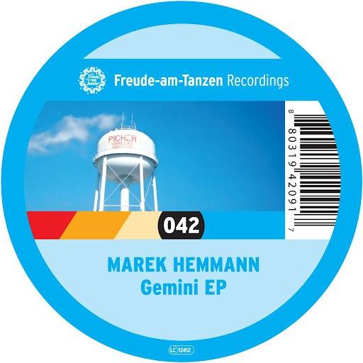 Marek Hemmann альбом Gemini EP