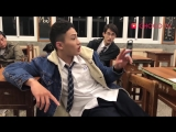 【HIStory2-越界】花絮:愛拉鞋帶的幼稚劇組? | CHOCO TV 追劇瘋