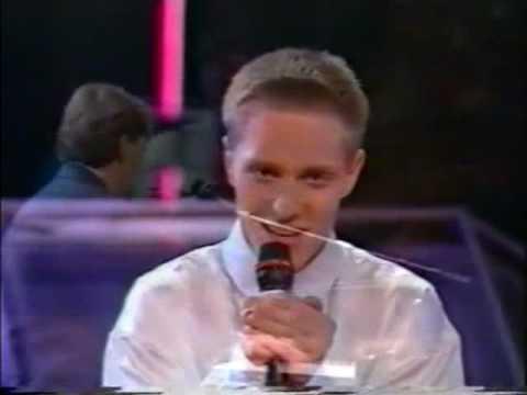 Eurovision 1989 Iceland - Daniel - Það sem enginn sér