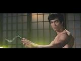 Брюс Ли - драка на световых мечах   // STRONG DIVISION