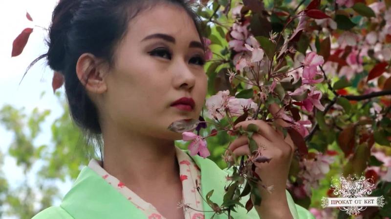 VideoBackstage - Прокат платьев от Кет. Японские кимоно
