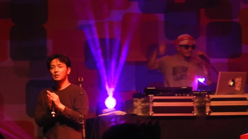 Verbal Jint (버벌 진트) live! @ 2017 Richmond World Festival Part IV