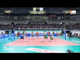 Top 10 Volleyball Crazy Actions by Kübra Akman (Çalışkan). Womens EUROVOLLEY 2017. Turkey.