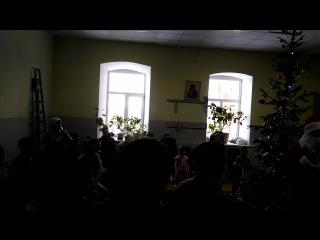 Детский Рождественский утренник в Крестовоздвиженском 1