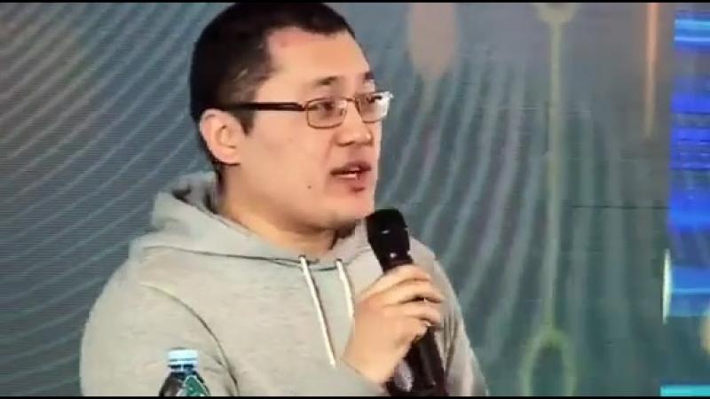 Выступление Булат Ламбаева, руководителя отдела в компании Aitarget, по теме возможности Facebook для участников ВЭД » Freewka.com - Смотреть онлайн в хорощем качестве