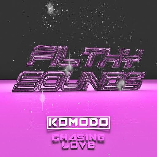 Komodo альбом Chasing Love