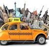 Taxi-Wagen Vadim-Shipunov