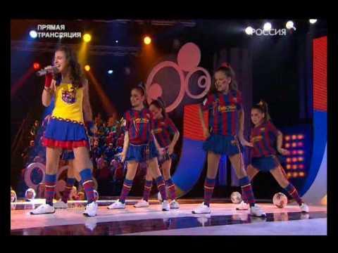 Junior Eurovision 2009: Armenia - Luara Hayrapetyan - Go! Barcelona (Live @ JESC)