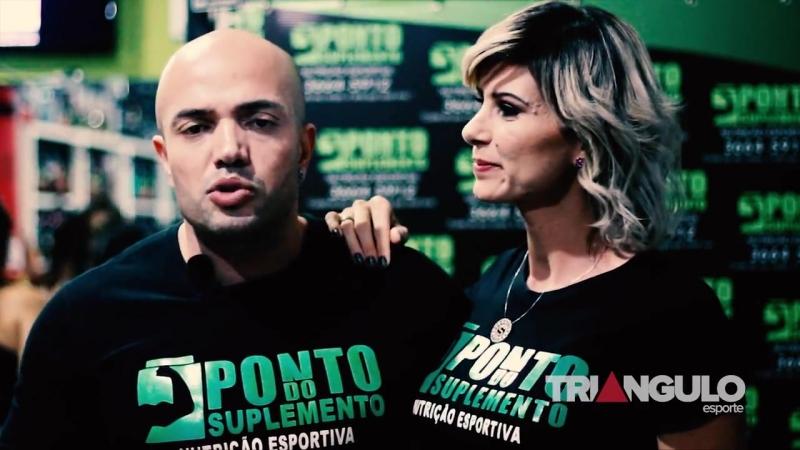 Ponto do Suplemento apresenta Gracyanne Barbosa Cobertura Revista Triângul
