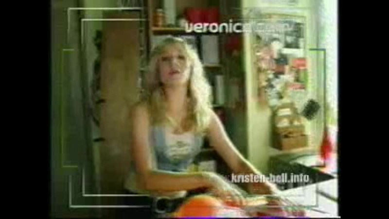 Ролик со съемок Вероники Марс 2007