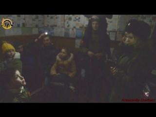 Молодая Гвардия Донбасса, ВПК Спартанцы, в экстремальных условиях поздравляют женщин военнослужащих с Международным женским Днем