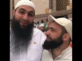 Мухаммад Хоблос передает Салам братьям Кавказа )