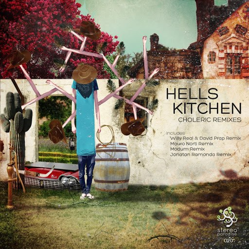 Hells Kitchen альбом Choleric Remixed