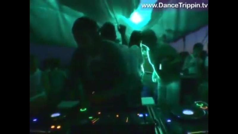Bushwacka [DanceTrippin] Pirates Boat Party Ibiza DJ Set