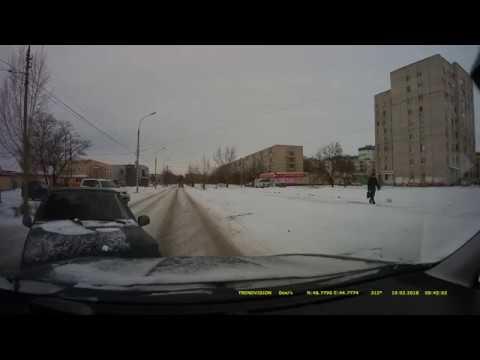ДТП 19.03.2018 на ул. Машиностроителей г. Волжский