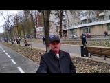 Новая Аллейка на ул.Рахова