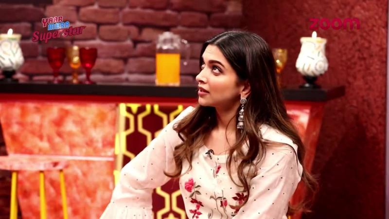 Deepika On Yaar Mera Superstar 2