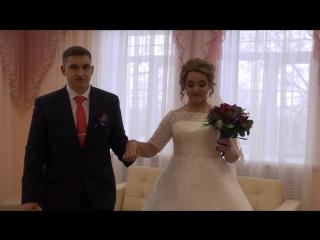 Wedding day | Яна и Максим с. Тербуны