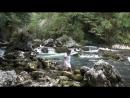 Абхазия Река Мчышта Экскурсия на Форелевое хозяйство