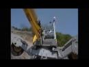Оператор экскаватора уровень Бог.Excavator operator the level of God