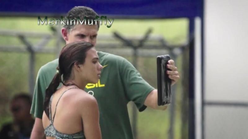 Ingrid Oliveira - Best Diver Beauty Ever [720p]