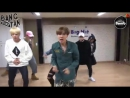 BTS Crow tit BTS Crow tit DANCE PRACTICE Fun ver