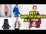 Best Winter Parka for Women 2018