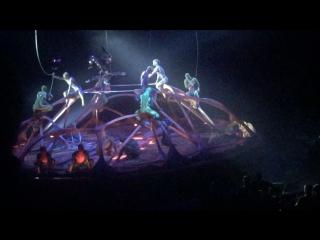 Cirque du Soleil Totem 2017
