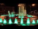 Tajikistan фонтаны в Душанбе Фантанхои Душанбе