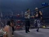 Титаны реслинга на ТНТ и СТС WCW Nitro (July 12, 1999)