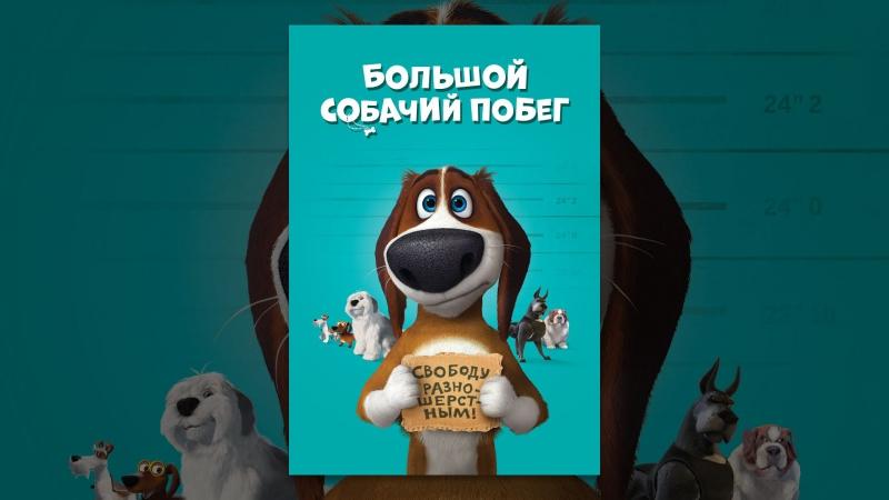 Мультфильм: большой собачий побег