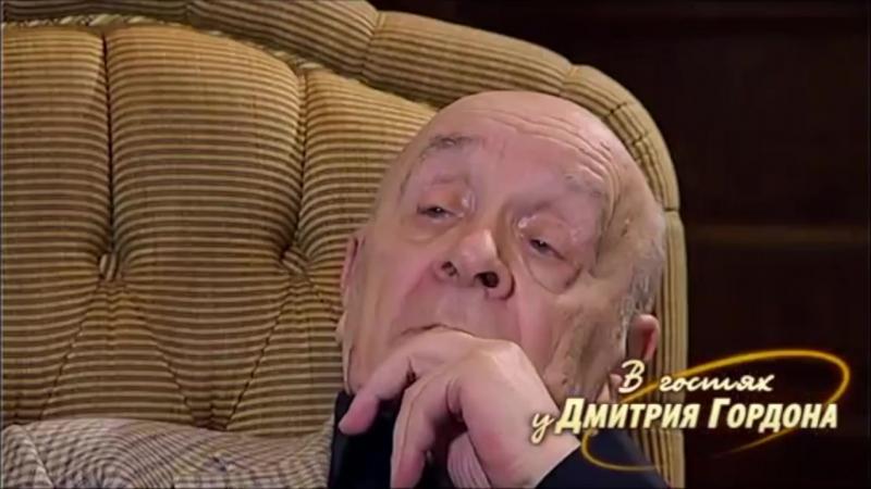 Леонид Броневой. Интервью, сентябрь 2012 года