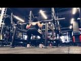 Тренировка ног от Ксюши Плескач в Raketa Mari