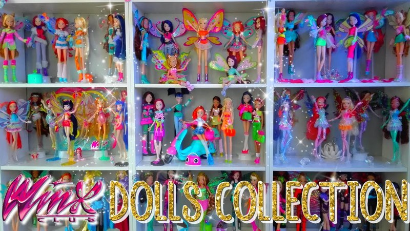 Winx Club - Doll Collection (Update 2017)