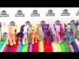 My Little Pony в кино: красная ковровая дорожка
