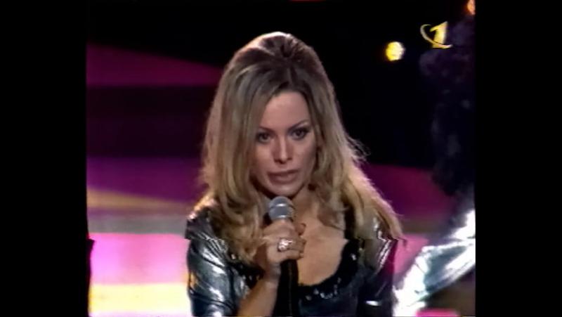 Ирина Салтыкова - Сокол ясный (Песня года финал 1996)