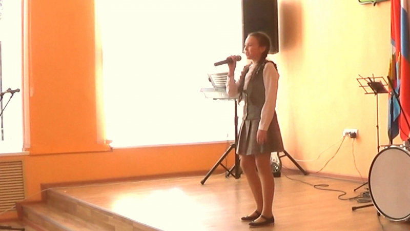 Алеся ШУШКОВА - А мне бы петь и танцевать