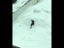 Секреты успешного запорошеного снегом селфи.