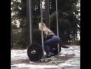 Красивая девочка тренируется    ММА 95 | БОИ БЕЗ ПРАВИЛ
