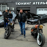 Дмитрий Машков
